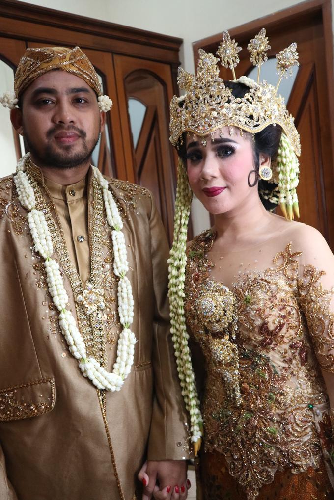 Inca's wedding by Arum Ndalu Sanggar Rias Pengantin - 007