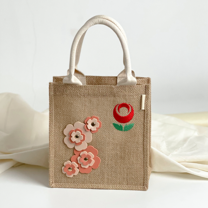 Les Blossom Jute Collections by Arumanis Gift - 002
