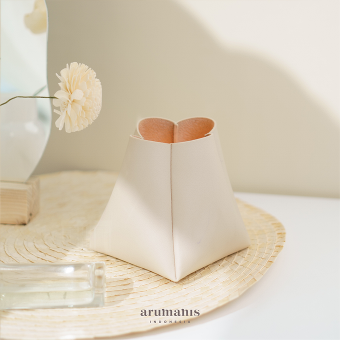 Joy Mini Bucket as candle holder by Arumanis Gift - 002