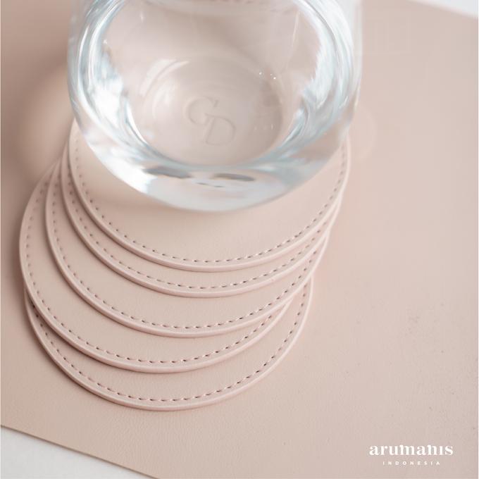 Arumanis Home Decor Collection - Manhattan Coaster by Arumanis Gift - 004