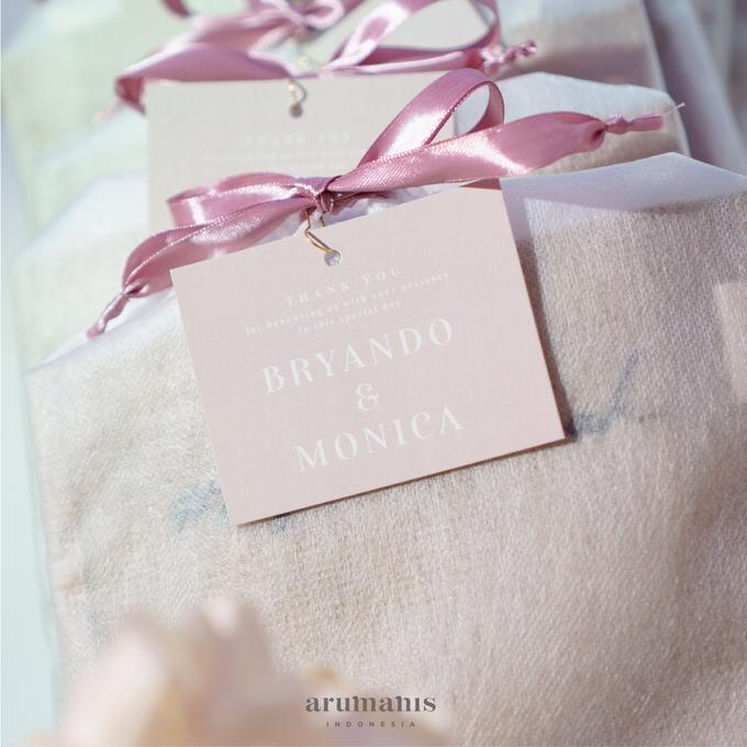 #arumanisbridesngrooms - Mr. Bryando & Mrs. Monica by Arumanis Gift - 003