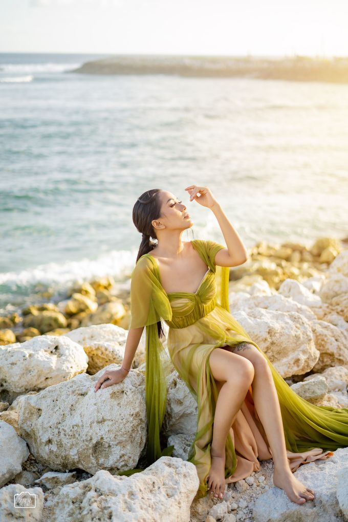 Ms Arumy Photoshoot by Yuka Makeup Artist - 002