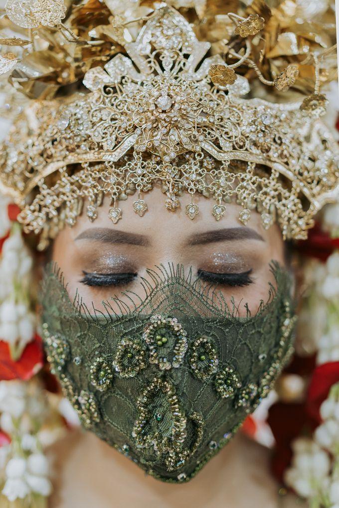 The Wedding of Filda & Hizrian by KRISTAL HOTEL JAKARTA - 010