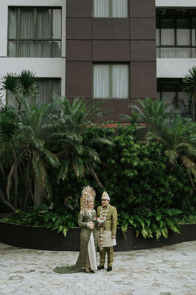 The Wedding of Filda & Hizrian by KRISTAL HOTEL JAKARTA - 033