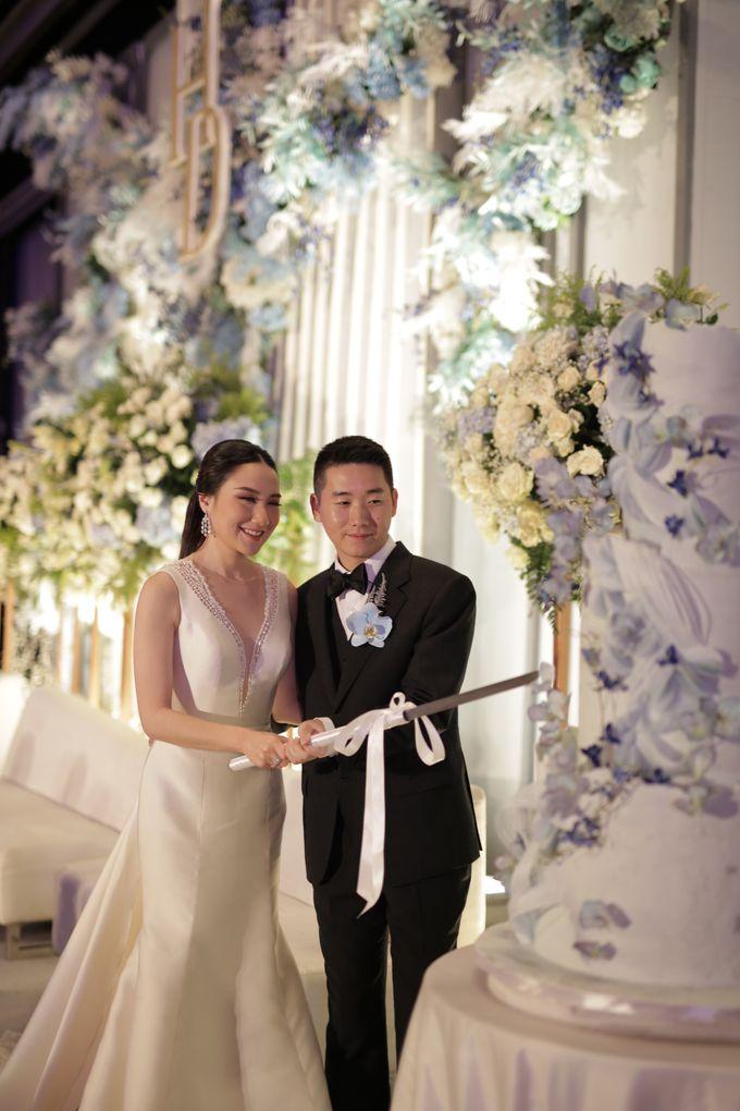 Handy & Devina Wedding by GLOW LIGHT - 001