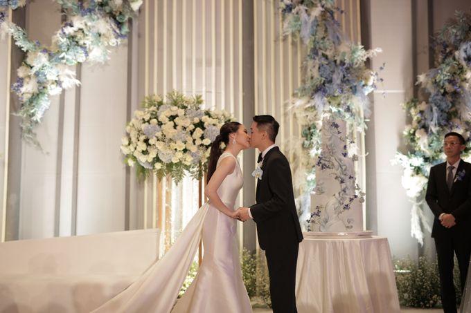 Handy & Devina Wedding by GLOW LIGHT - 011
