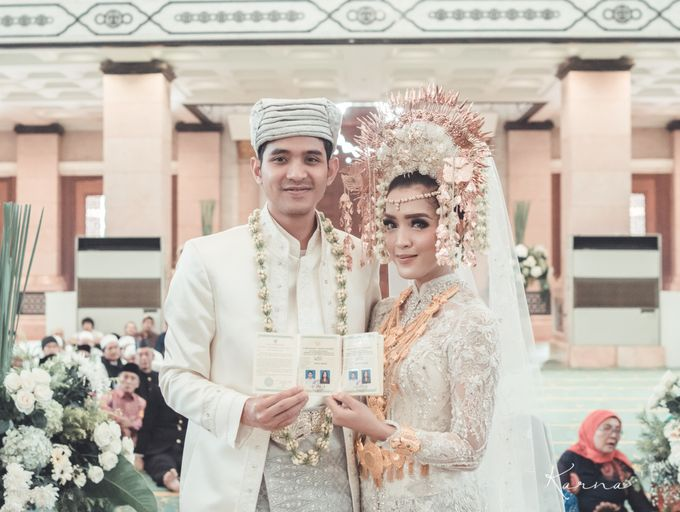 Sacred Wedding in Kubah Emas Grand Mosque by DES ISKANDAR - 012