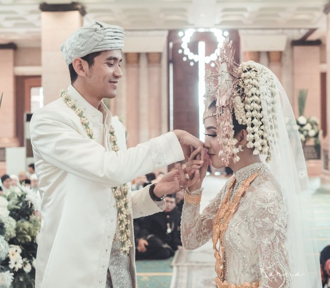 Sacred Wedding in Kubah Emas Grand Mosque by DES ISKANDAR - 015