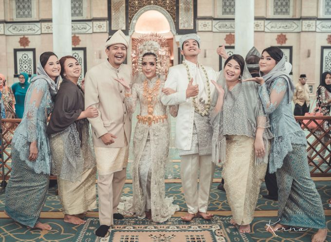Sacred Wedding in Kubah Emas Grand Mosque by DES ISKANDAR - 017