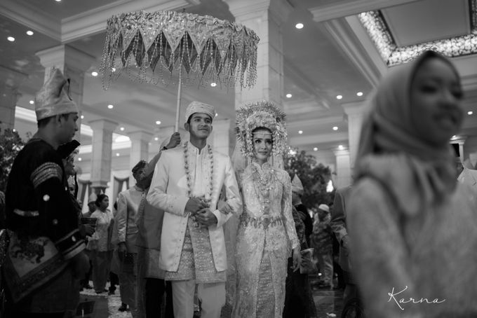 Sacred Wedding in Kubah Emas Grand Mosque by DES ISKANDAR - 018