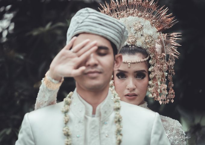 Sacred Wedding in Kubah Emas Grand Mosque by DES ISKANDAR - 003