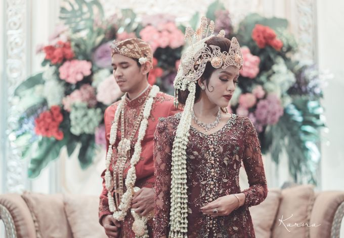 Sacred Wedding in Kubah Emas Grand Mosque by DES ISKANDAR - 020