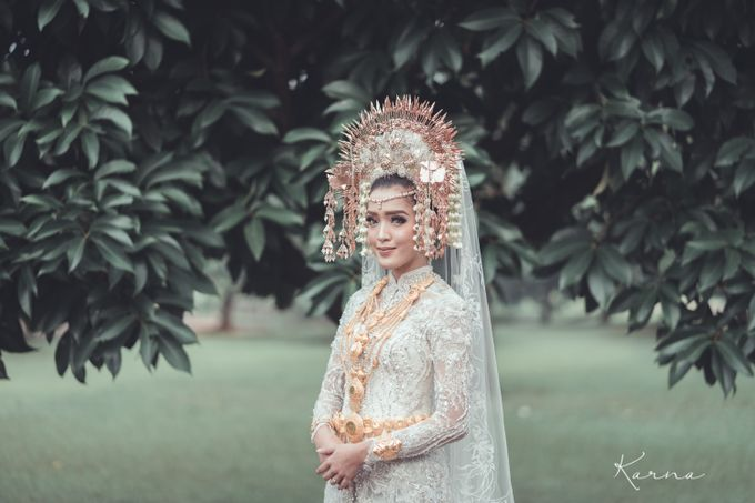Sacred Wedding in Kubah Emas Grand Mosque by DES ISKANDAR - 004
