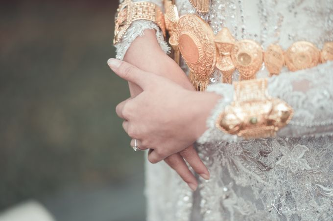 Sacred Wedding in Kubah Emas Grand Mosque by DES ISKANDAR - 022