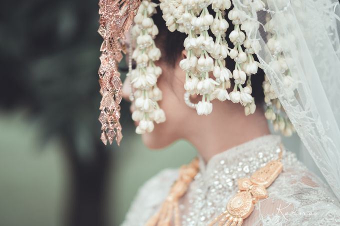 Sacred Wedding in Kubah Emas Grand Mosque by DES ISKANDAR - 023