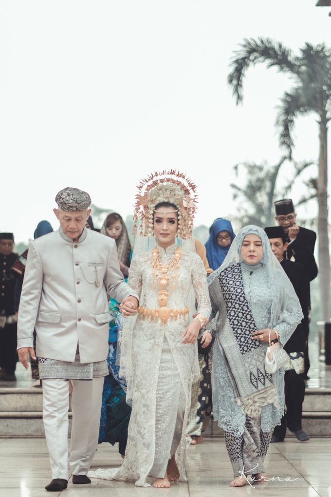Sacred Wedding in Kubah Emas Grand Mosque by DES ISKANDAR - 024