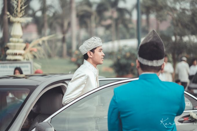Sacred Wedding in Kubah Emas Grand Mosque by DES ISKANDAR - 025