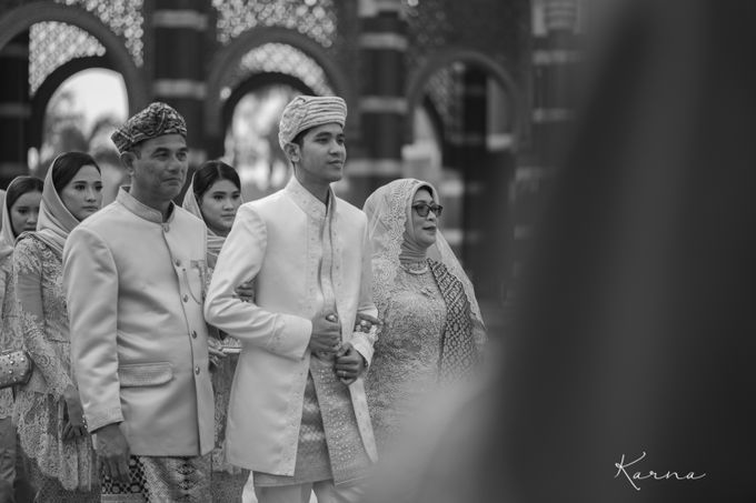 Sacred Wedding in Kubah Emas Grand Mosque by DES ISKANDAR - 026