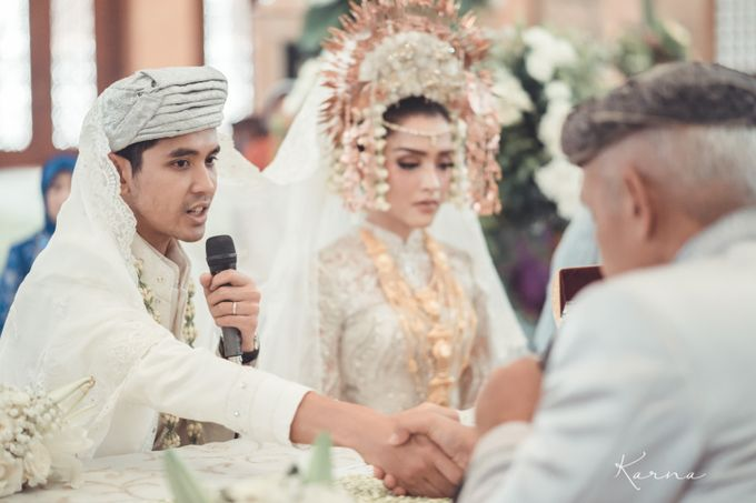 Sacred Wedding in Kubah Emas Grand Mosque by DES ISKANDAR - 029