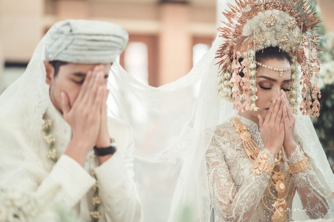Sacred Wedding in Kubah Emas Grand Mosque by DES ISKANDAR - 030
