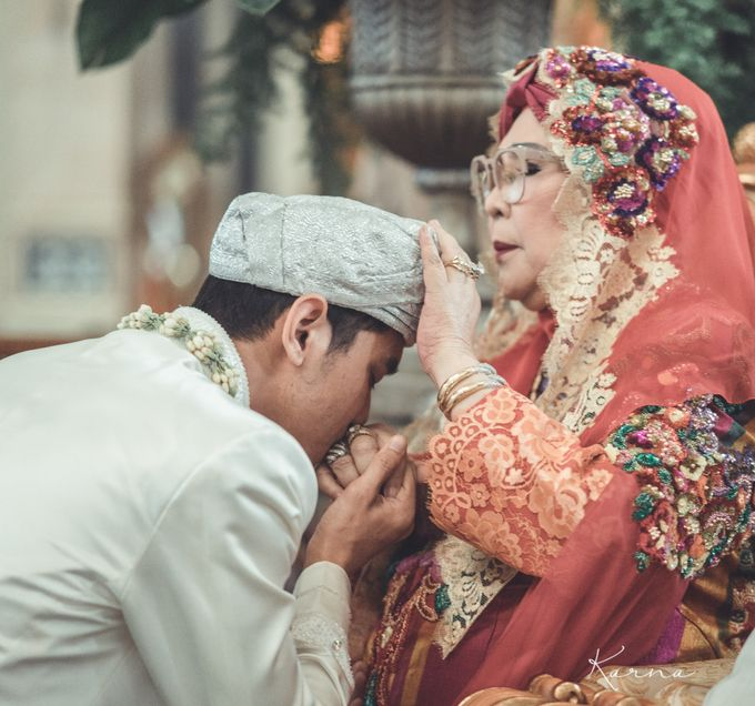 Sacred Wedding in Kubah Emas Grand Mosque by DES ISKANDAR - 031