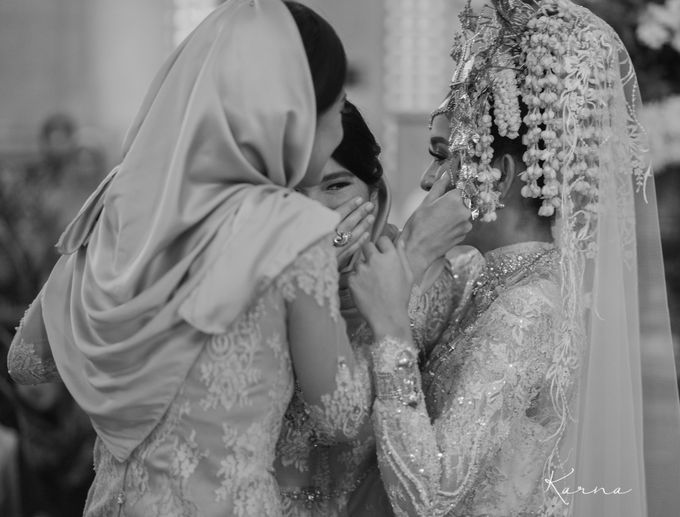 Sacred Wedding in Kubah Emas Grand Mosque by DES ISKANDAR - 032