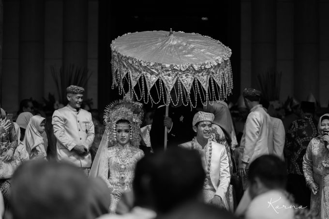 Sacred Wedding in Kubah Emas Grand Mosque by DES ISKANDAR - 033