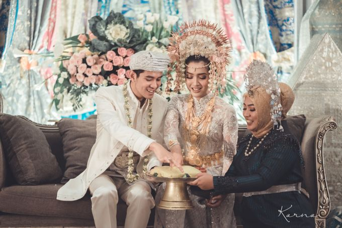 Sacred Wedding in Kubah Emas Grand Mosque by DES ISKANDAR - 034
