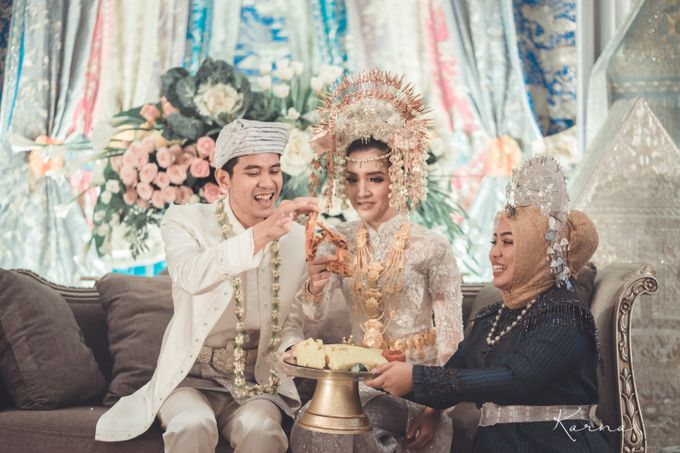 Sacred Wedding in Kubah Emas Grand Mosque by DES ISKANDAR - 035