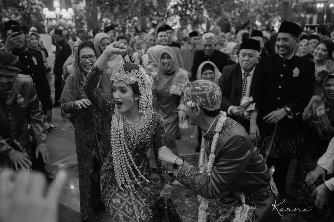 Sacred Wedding in Kubah Emas Grand Mosque by DES ISKANDAR - 049
