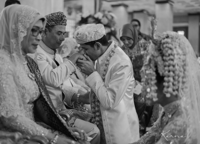 Sacred Wedding in Kubah Emas Grand Mosque by DES ISKANDAR - 037