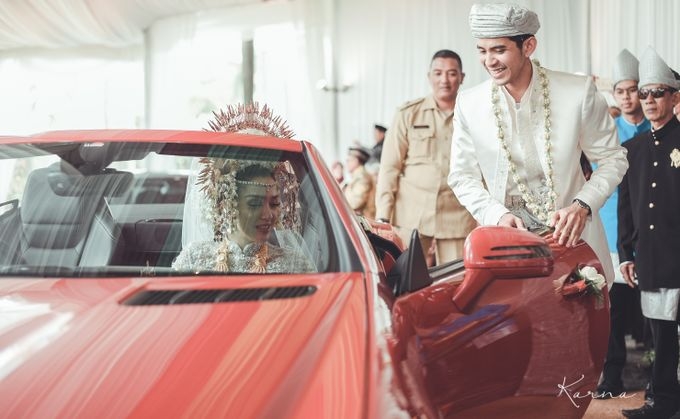 Sacred Wedding in Kubah Emas Grand Mosque by DES ISKANDAR - 040