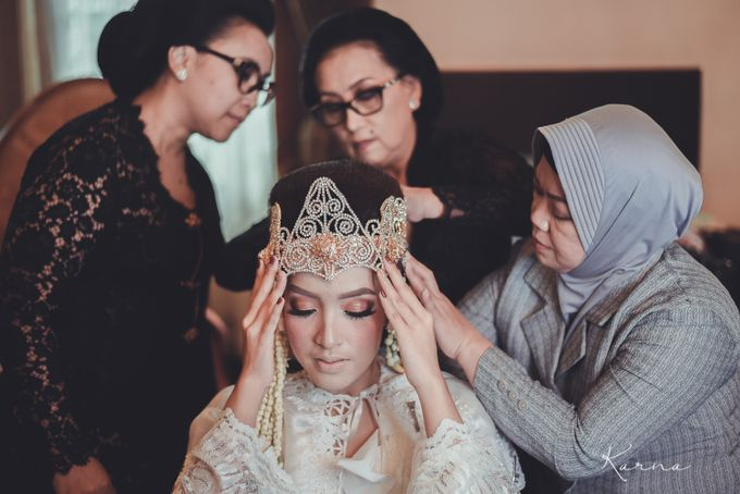 Sacred Wedding in Kubah Emas Grand Mosque by DES ISKANDAR - 042