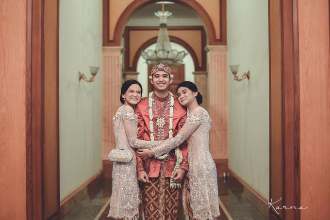 Sacred Wedding in Kubah Emas Grand Mosque by DES ISKANDAR - 044