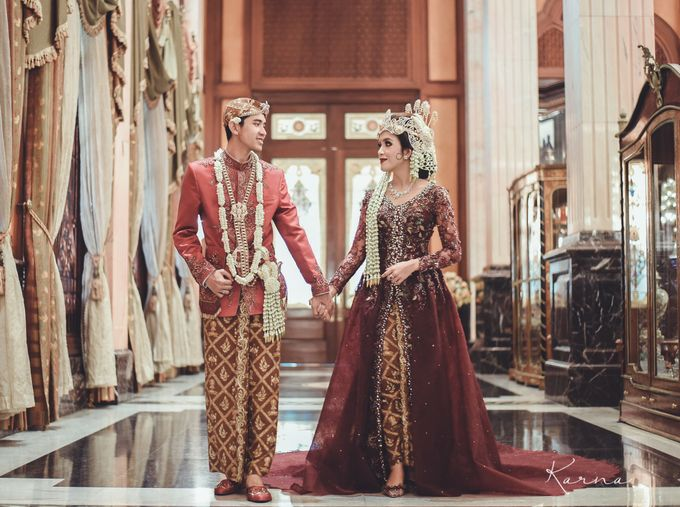 Sacred Wedding in Kubah Emas Grand Mosque by DES ISKANDAR - 045