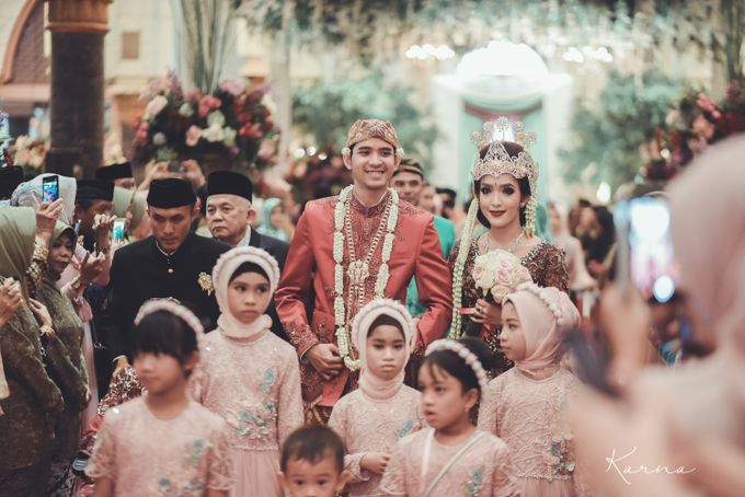Sacred Wedding in Kubah Emas Grand Mosque by DES ISKANDAR - 047