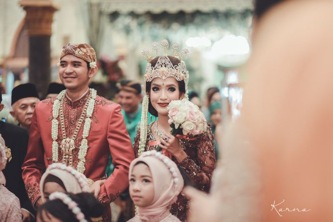 Sacred Wedding in Kubah Emas Grand Mosque by DES ISKANDAR - 048