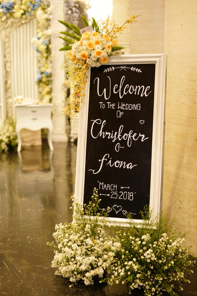 The Wedding of Chris & Fiona - 25.03.18 by AS2 Wedding Organizer - 004