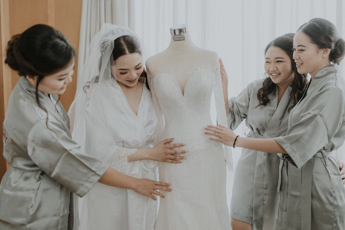 The Wedding of Clinton & Stella - 01/07/18 by AS2 Wedding Organizer - 004
