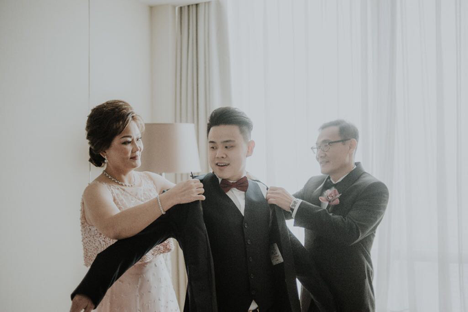 The Wedding of Clinton & Stella - 01/07/18 by AS2 Wedding Organizer - 009
