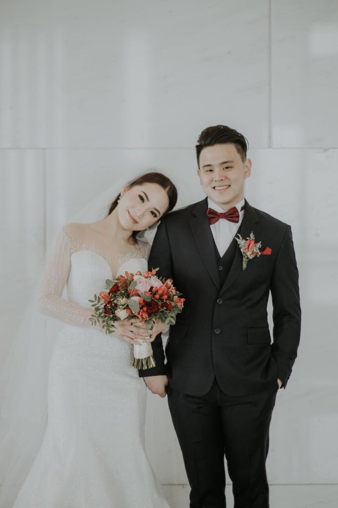 The Wedding of Clinton & Stella - 01/07/18 by AS2 Wedding Organizer - 011