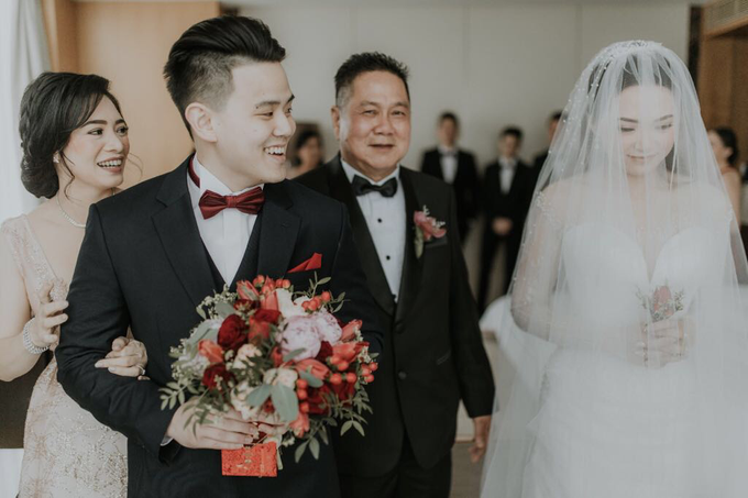 The Wedding of Clinton & Stella - 01/07/18 by AS2 Wedding Organizer - 010
