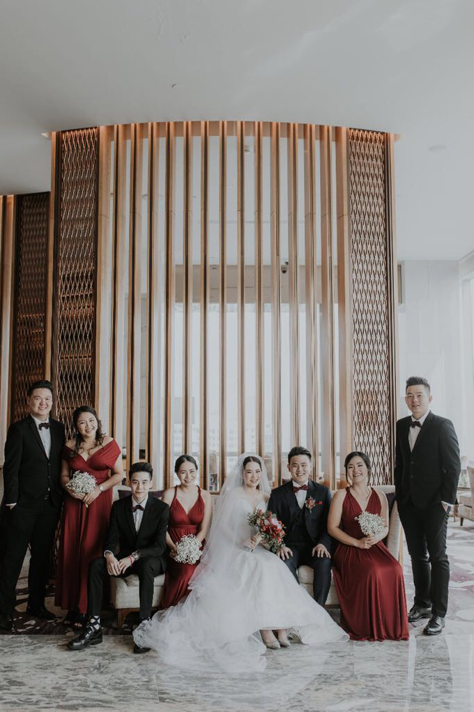 The Wedding of Clinton & Stella - 01/07/18 by AS2 Wedding Organizer - 013