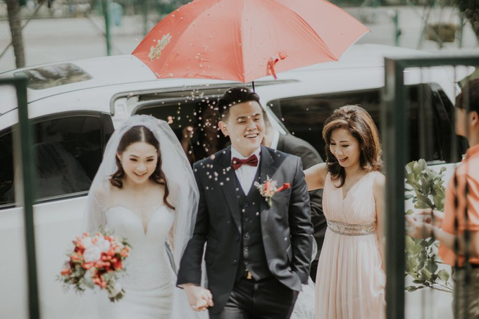 The Wedding of Clinton & Stella - 01/07/18 by AS2 Wedding Organizer - 014