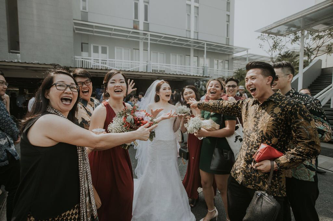 The Wedding of Clinton & Stella - 01/07/18 by AS2 Wedding Organizer - 017