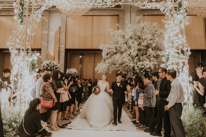 The Wedding of Clinton & Stella - 01/07/18 by AS2 Wedding Organizer - 018