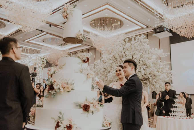 The Wedding of Clinton & Stella - 01/07/18 by AS2 Wedding Organizer - 020