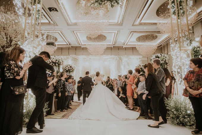 The Wedding of Clinton & Stella - 01/07/18 by AS2 Wedding Organizer - 019