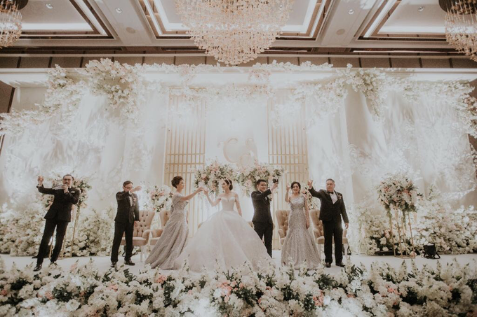 The Wedding of Clinton & Stella - 01/07/18 by AS2 Wedding Organizer - 022