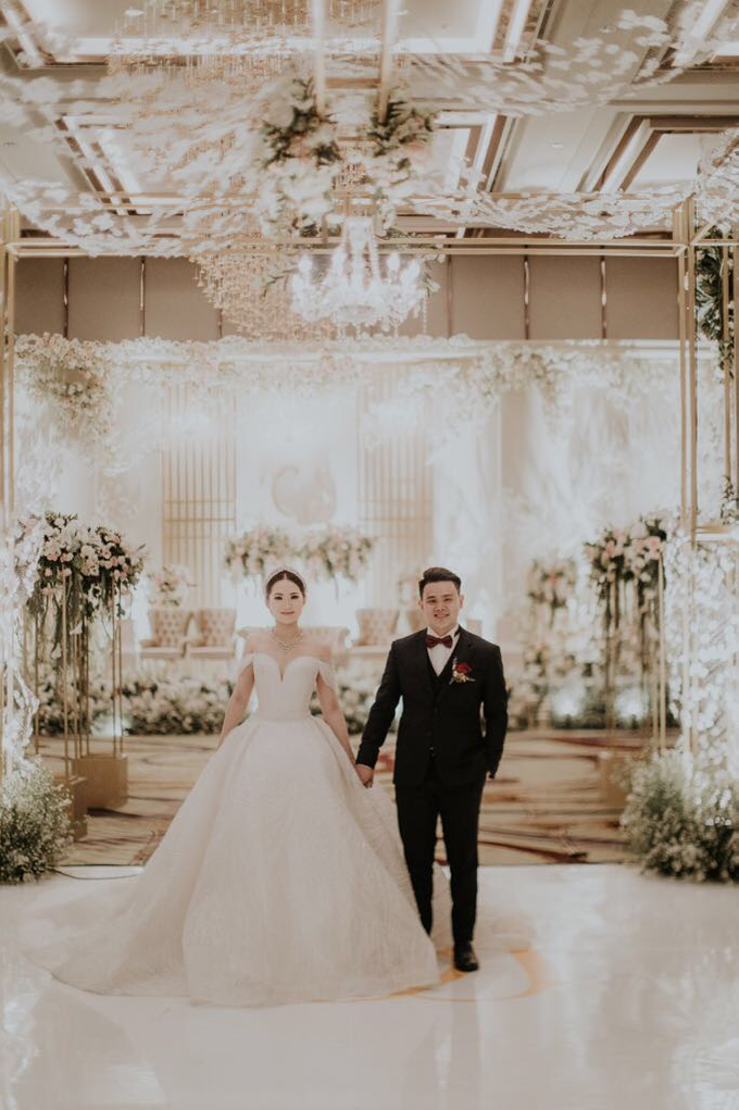 The Wedding of Clinton & Stella - 01/07/18 by AS2 Wedding Organizer - 023